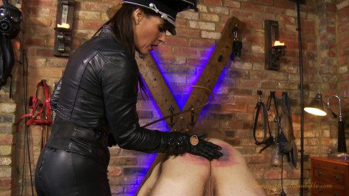 Femdom and Strapon DominatrixAnnabelle - Super Gold Collection. 28 Clips. Part 5.