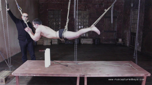Gay BDSM Unsubmissive Prisoner - Final Part