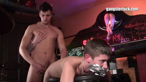 Gay BDSM Gangster Fuck Best Part 46