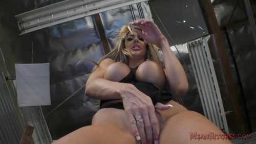 Femdom and Strapon Courtney Taylor pov slave orders part 4
