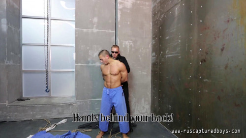 Gay BDSM Three Lessons for Judoist Vitaly 1