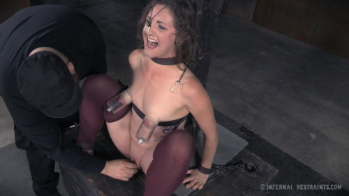 bdsm Mary Jane Shelley, Bianca Breeze - Double the Pain (2015)