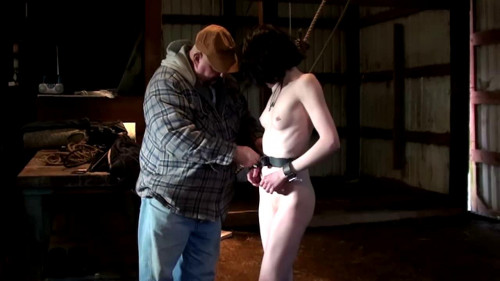 bdsm Natasha Barn Slave Part One