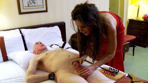 Femdom and Strapon afterdark scene 1 part 2