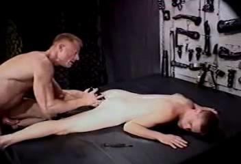 Gay BDSM Chocolate Cream The Fucking Machine (HDK2003)
