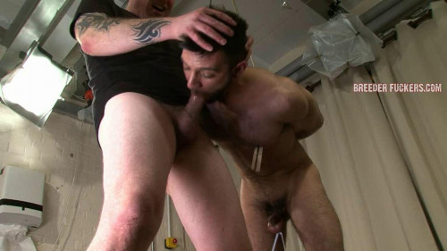 Gay BDSM BreederFuckers - Shane Session 2