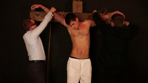 Gay BDSM RusCapturedBoys – Georgiy 3