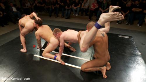 Intense Live Tag-Team Match!