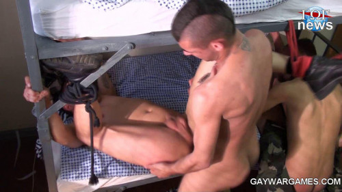 Gay BDSM Army Gay Games Best Part 2