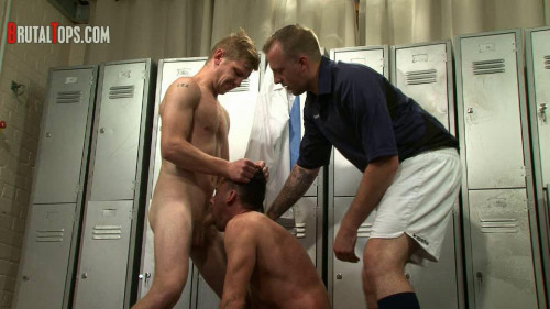 Gay BDSM Master Derek and Master Edward – Session Pt.333 (540p)