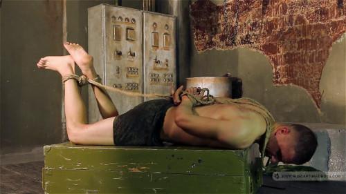 Gay BDSM The Steadfast Soldier - Final Part