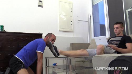 Gay BDSM Str8 Master Flatmate (Kalel, Tyler Roding)