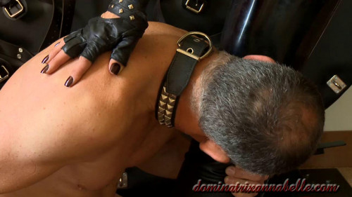 Femdom and Strapon butler 9