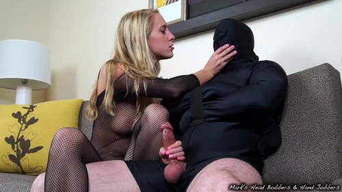 Femdom and Strapon Cadence Lux-Bound and owned