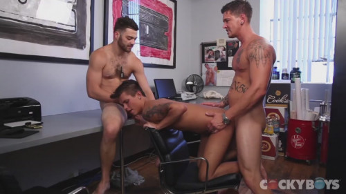 Project GoGo Boy - Episode 2 with Sebastian Young, Seth Knight and Tommy Defendi