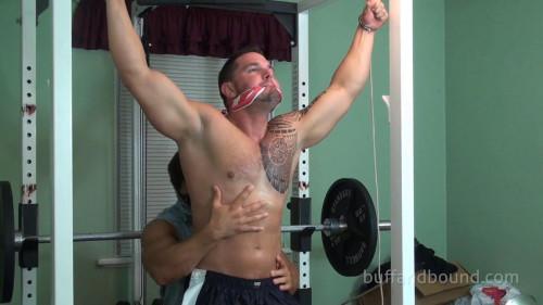 Gay BDSM Ronnie J Gym Bound