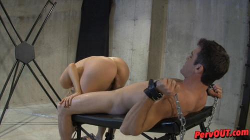 Femdom and Strapon Edged Sex Slave Training (02.02.2015)