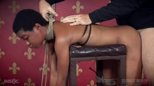 bdsm Kahlista Enjoys Multiple Orgasms and Intense Breath Play