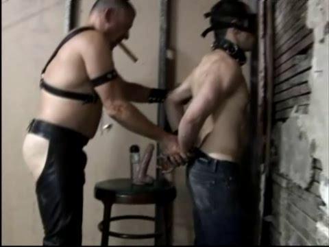 Gay BDSM Raw Deal