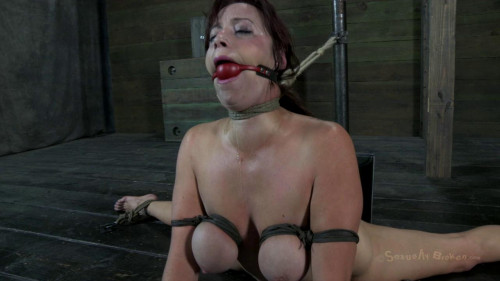bdsm Cute girl with huge natural tits