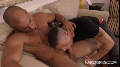 Gay BDSM Used By A Straight