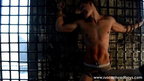 Gay BDSM RusCapturedBoys - New Slave Yaroslav 2