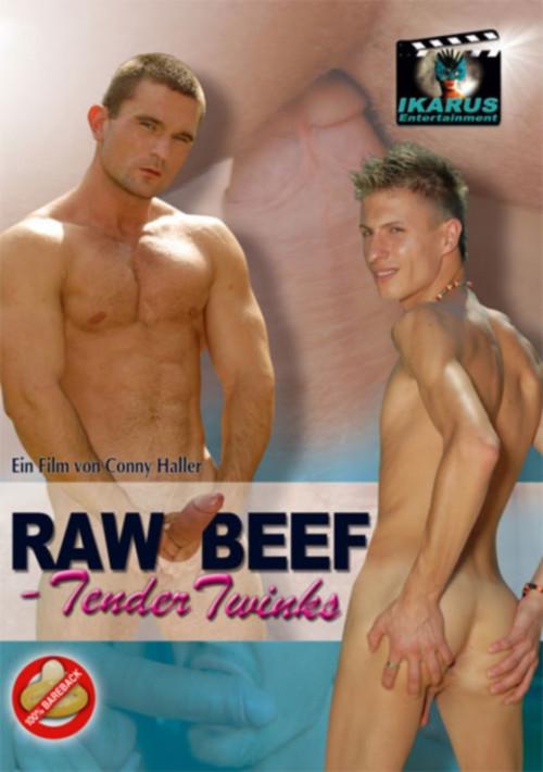 Raw Beef Tender Twinks