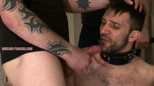 Gay BDSM Breeder Fuckers - Leonardo