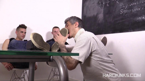 Gay BDSM Teaching The Teacher (Jimmy TJ , Tyler Roding)
