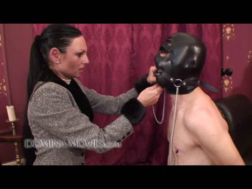 Femdom and Strapon Female Domination - Madame Catarina Videos Part 9 (8 Videos)