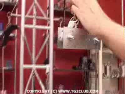 bdsm Anita Extreme Needles - TG2Club