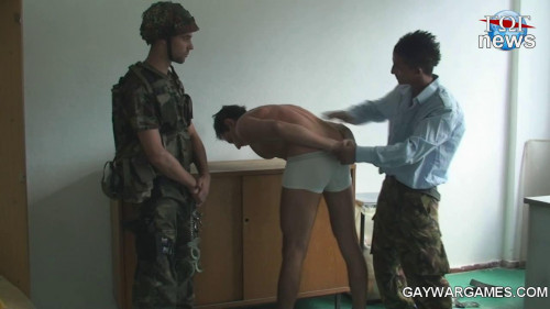 Gay BDSM Army Gay Games Best Part 23