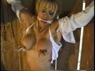 bdsm Sexual blonde
