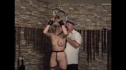 bdsm Janes Day in My Dungeon Part Two