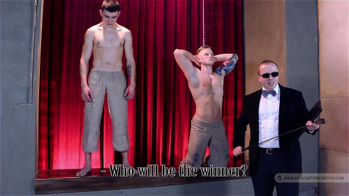Gay BDSM Slaves Auction - Artem - Part I