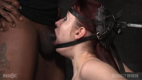 bdsm Deepthroat On Two Cocks (Violet Monroe) Sexually Broken
