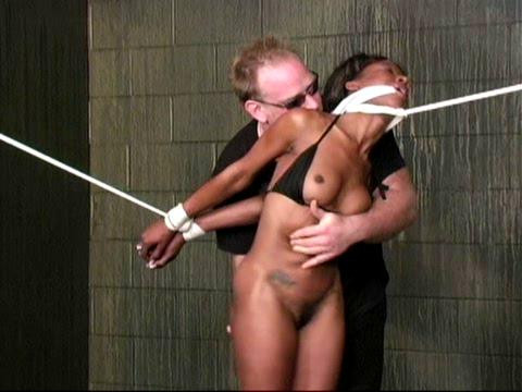 bdsm Hurting, Helpless and Cumming