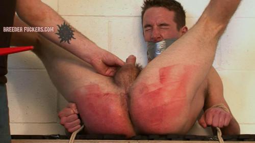 Gay BDSM Plug The Larynx - Shamus part 3