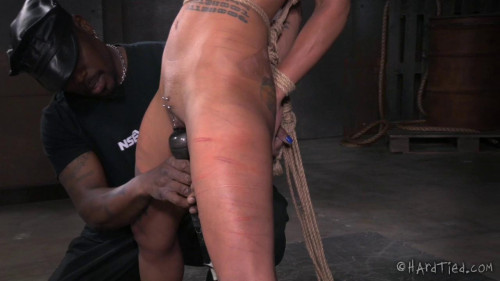 bdsm Submissive Slut Gets the Punishment Shes Been Begging For