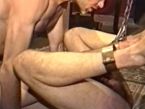 Gay BDSM Captive
