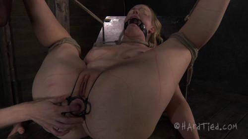 bdsm Hardtied - Jan 30, 2013 - Tickled Pink - Kylie Liddell