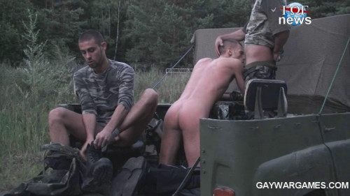 Gay BDSM Army Gay Games Best Part 10