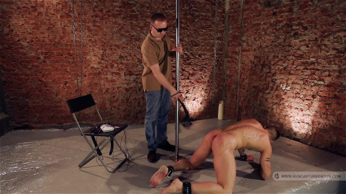 Gay BDSM Rent-a-Boy Andrei - Final Part