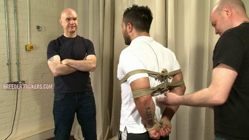 Gay BDSM BreederFuckers - Shane Session 3