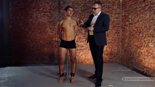 Gay BDSM A Lesson for the Borrower - Final Part