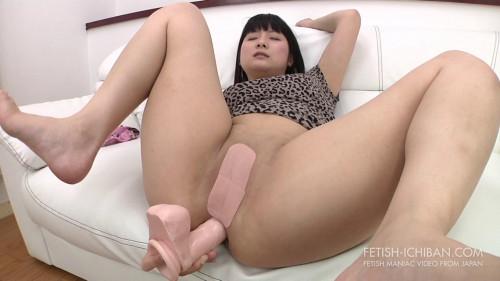 Fisting and Dildo An's Anal Masturbation