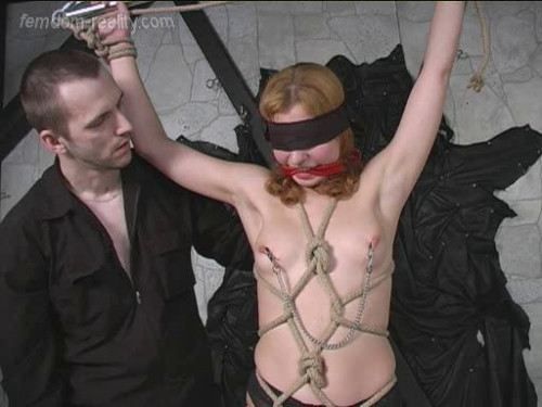 bdsm On the verge of pain and satisfaction