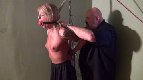 bdsm Bella Bound Blond