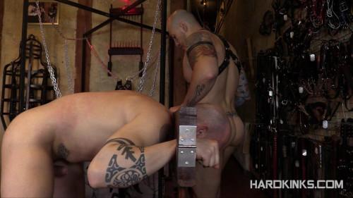 Gay BDSM Master Punisher