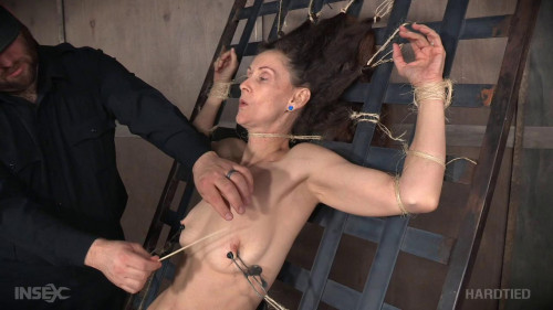 bdsm HardTied - Jul 13, 2016 - Paintoy Emma